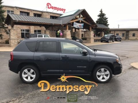 PRE-OWNED 2014 JEEP COMPASS SPORT 4WD