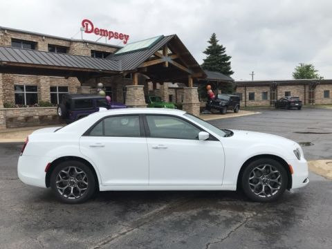 PRE-OWNED 2015 CHRYSLER 300 S AWD