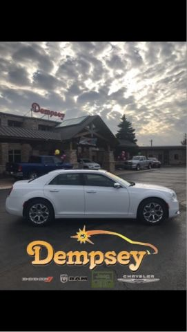 PRE-OWNED 2017 CHRYSLER 300C PLATINUM AWD