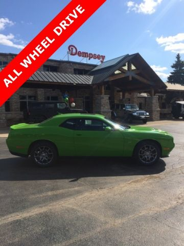 NEW 2017 DODGE CHALLENGER GT ALL-WHEEL DRIVE