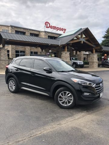PRE-OWNED 2017 HYUNDAI TUCSON SE FWD 4D SPORT UTILITY