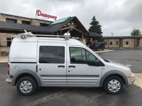 PRE-OWNED 2012 FORD TRANSIT CONNECT XLT FWD 4D CARGO VAN